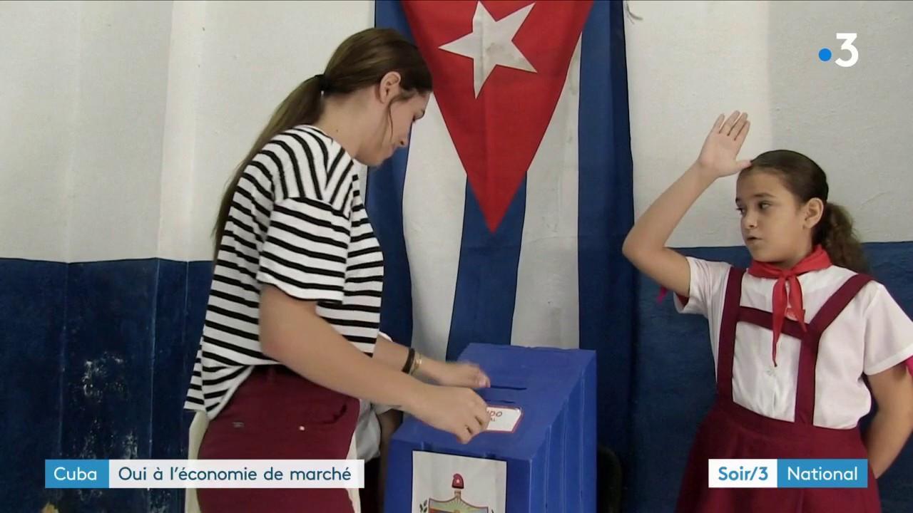 Cuba : l'île communiste accepte la propriété privée et l'économie de marché