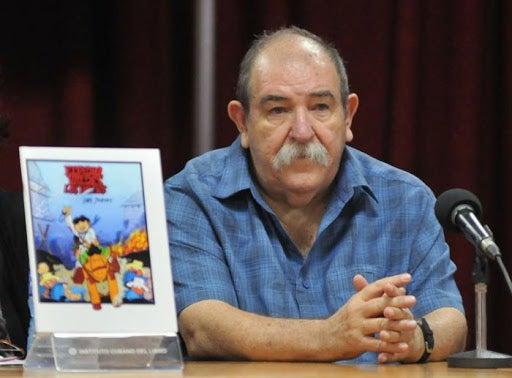 Juan Padrón, Cuba, Revolución